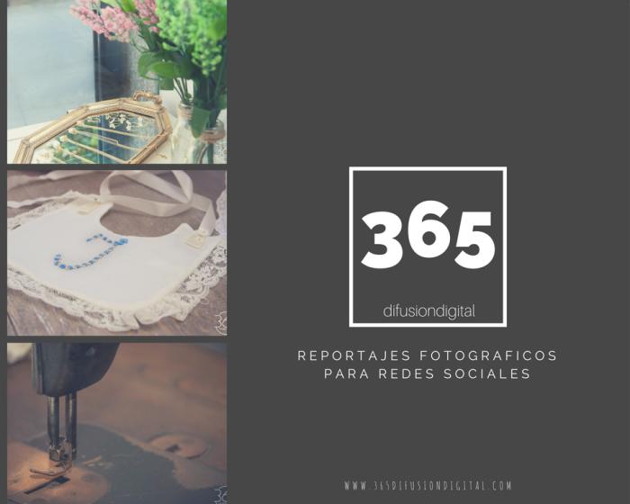 Reportajes fotograficos redes sociales